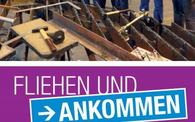 Themenheft 2016: Fliehen und Ankommen