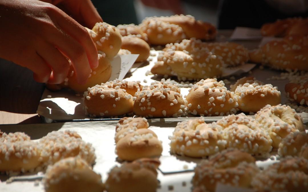 5000 Brote – Startschuss für neue Aktionen