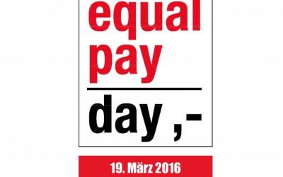 Equal Pay Day: Evangelische Frauen kritisieren geringere Einkommen von Frauen