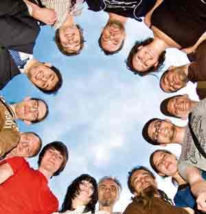 Europa macht reich – KDA Themenheft 2012