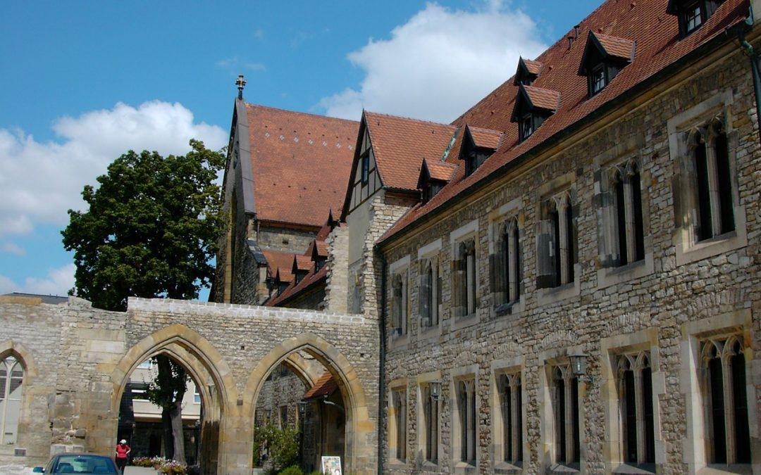 Symposium: Führen zwischen Plan und Chaos. 15.11.-17.11.2017 im Augustinerkloster in Erfurt