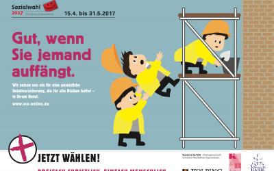 Pressemitteilung der EKD: Aufruf zur Beteiligung an Sozialwahl