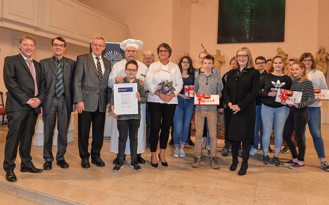 Preisverleihung: Initiativpreis 2017 der Hanns-Lilje-Stiftung