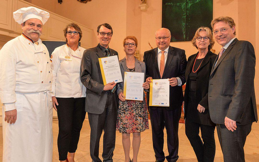 Gemeinsame Pressemitteilung zum Initiativpreis 2017 der Hanns-Lilje-Stiftung