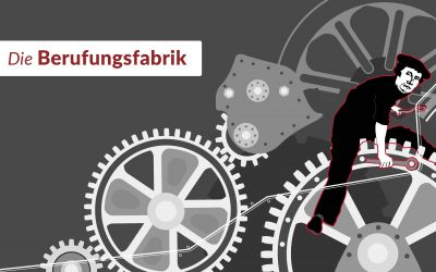 Pressemitteilung: Wie wollen wir arbeiten? Die Berufungsfabrik auf der Weltausstellung Reformation in Wittenberg