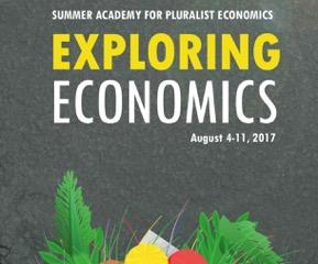 """""""Exploring Economics"""" – Sommerakademie in Neudietendorf: Noch schnell anmelden!"""