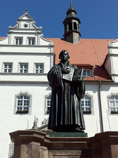 Reformation heißt die Welt zu hinterfragen