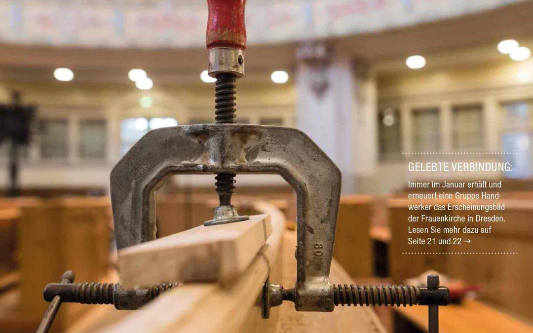 """Magazin """"(Wert-)Voller Alltag – Spurensuche beim ehrbaren Handwerk"""" erschienen"""