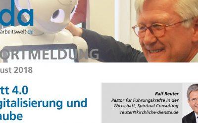 Wortmeldung! Gott 4.0 Digitalisierung und Glaube