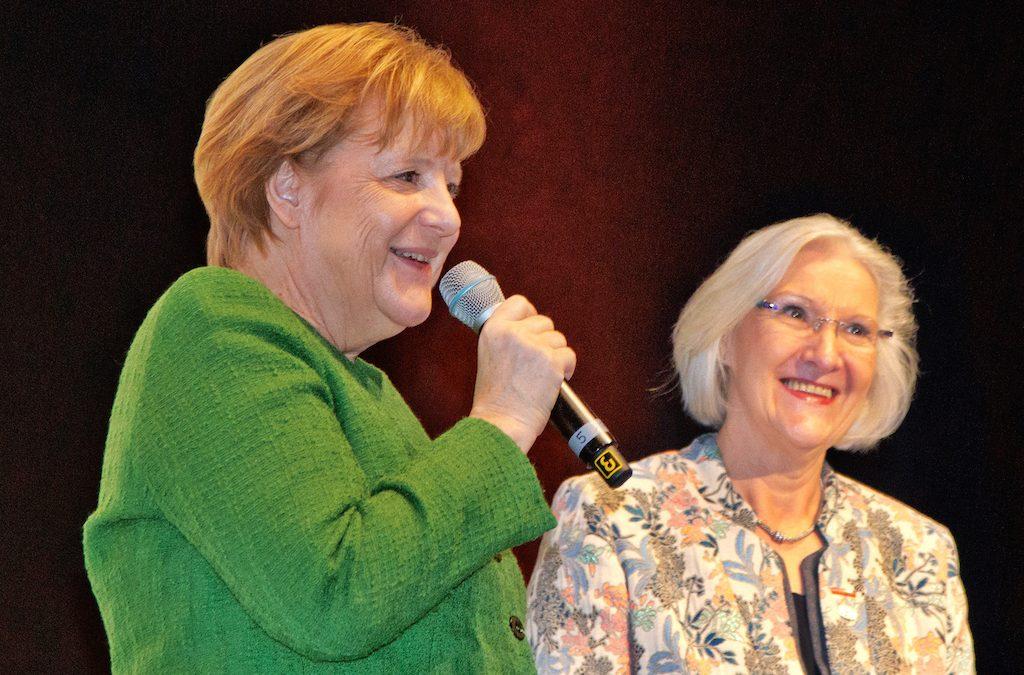 Frauen im Handwerk mit Ehrengast Angela Merkel