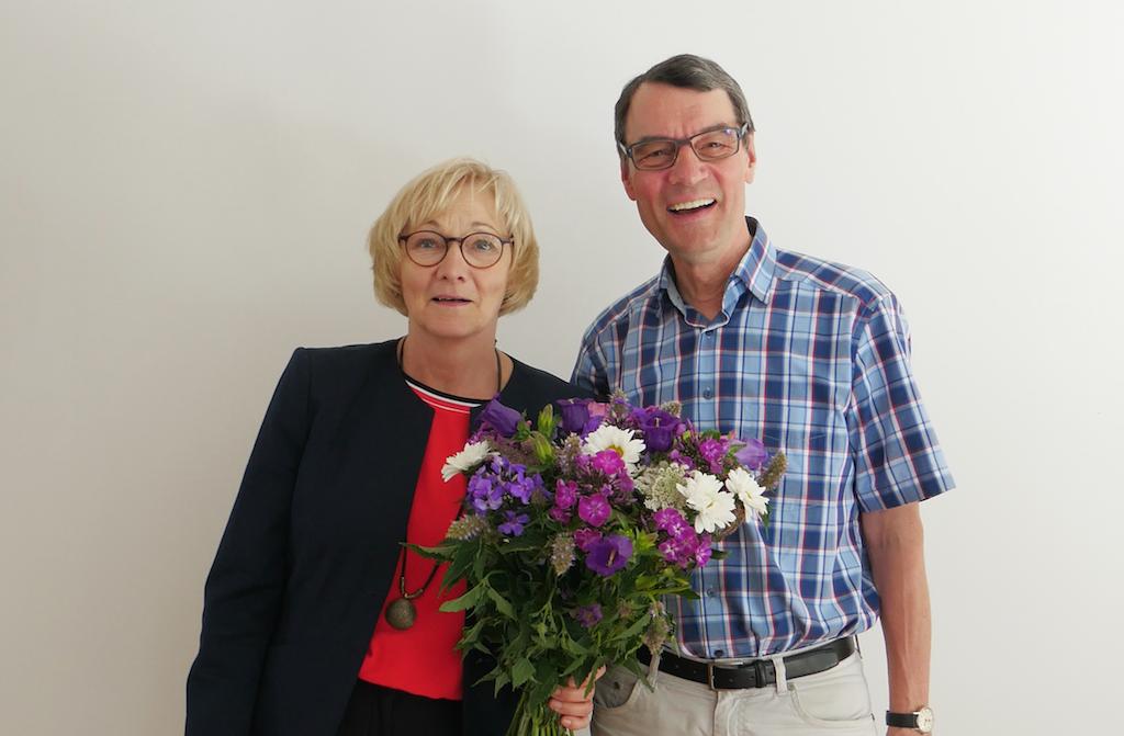 Gudrun Nolte, Leiterin KDA der Nordkirche, ist neue Vorsitzende im KWA
