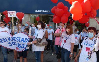 Stellungnahme zur Zukunft von Galeria Karstadt Kaufhof
