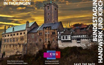 Save The Date – Bundestagung Handwerk und Kirche