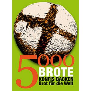 Pressemitteilung: Endlich wieder gemeinsam backen! Aktion 5000 Brote soll stattfinden
