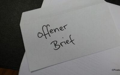 Offener Brief der Allianz für den freien Sonntag an die Kanzlerkandidatin und Kanzlerkandidaten