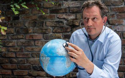 Eckart von Hirschhausen mahnt: Ohne Nachhaltigkeit keine Zukunftsfähigkeit